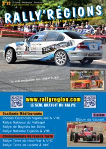 Rally'Régions N°72 Occitanie-Méditerranée