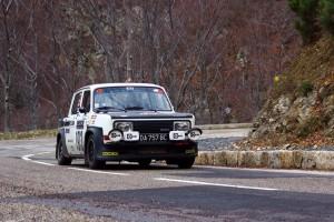 Lessage-Tourneux Monte-Carlo Historique 2016, Rally'Régions N°59