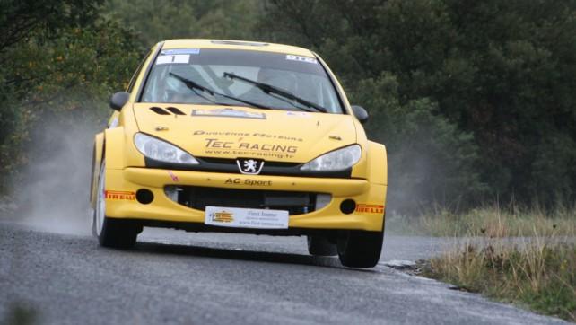 Programme Rallye de l'Hérault 2016