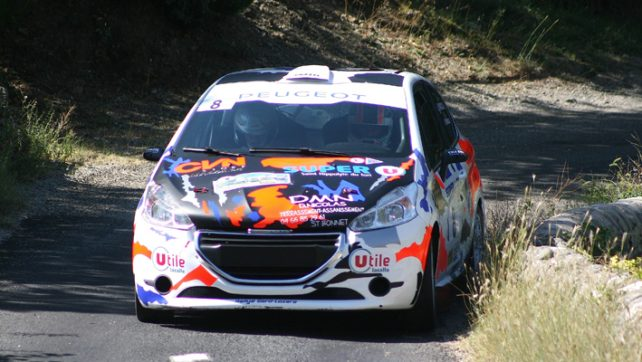 Programme rallye de l'Hérault 2017