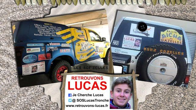 Le 18 mars sera une date importante pour l'association, retrouvons Lucas :