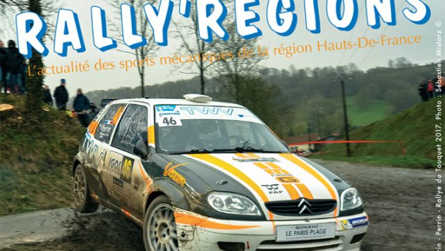 Magazine Rally'Régions N°63 Hauts de France