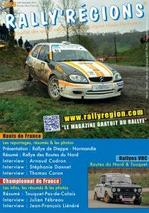 Magazine Rally'Régions N°63 Hauts de France
