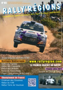 Rally'Régions. Rally'Régions N°65-OM