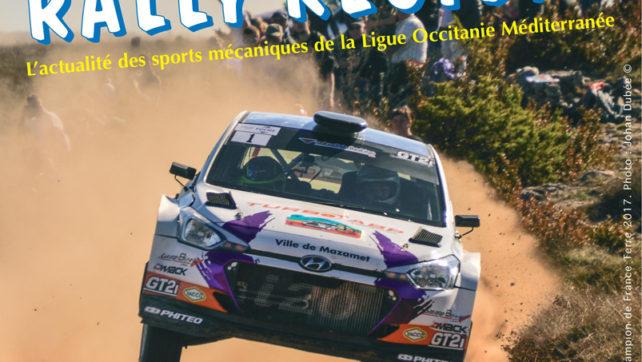 Rally'Régions N°65 Occitanie-Méditerranée