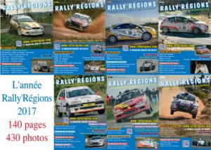 L'année Rally'Régions 2017