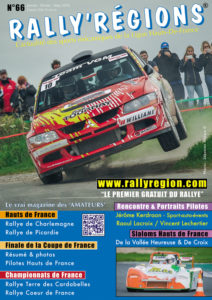 Rally'Régions N°66 Hauts de France