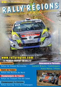 Rally'Régions N°67 Hauts de France