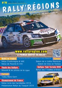 Rally'Régions N°70 Hauts de France