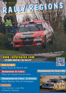 Rally'Régions N°71 Haut de France