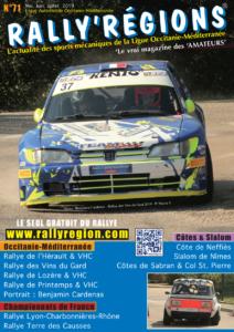 Rally'Régions N°71 - Occitanie-Méditerranée