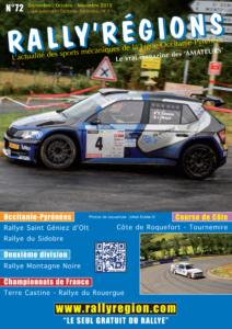 Rally'Régions N°72 Occitanie-Pyrénées