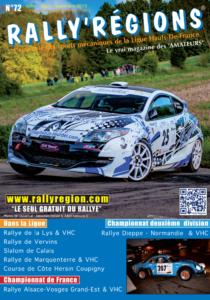 Rally'Régions N°72 HDF