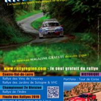 Rally'Régions Centre Val de Loire #01