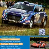Rally'Régions N°82 Occitanie-Méditerranée et Pyrénées